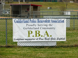 Guilderland PBA Pine Bush Girls Softball